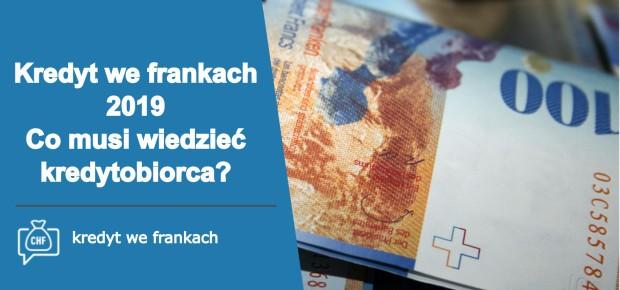 LawStream - Kredyt we frankach 2019 - co musi wiedzieć kredytobiorca?