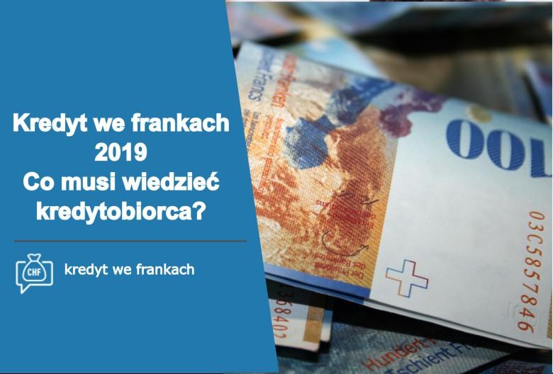 Kredyt we frankach jak zmniejszyć swoją ratę?